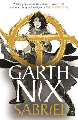 Cover for Sabriel by Garth Nix