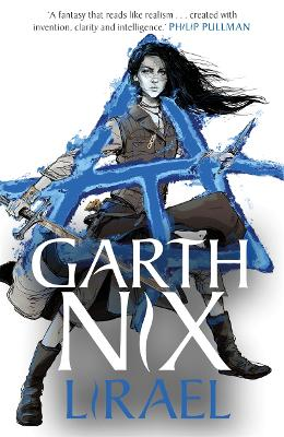 Cover for Lirael by Garth Nix