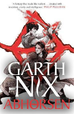 Cover for Abhorsen by Garth Nix
