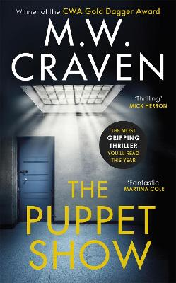 Cover for The Puppet Show by M. W. Craven