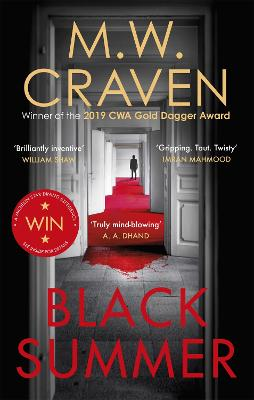 Cover for Black Summer by M. W. Craven