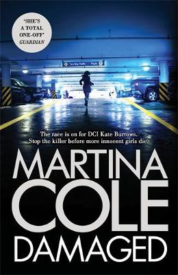 Cover for Damaged by Martina Cole