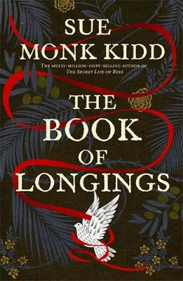 Cover for The Book of Longings  by Sue Monk Kidd