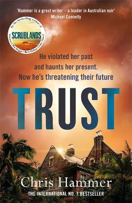 Cover for Trust by Chris Hammer