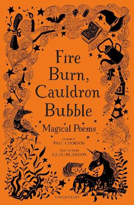 Cover for Fire Burn, Cauldron Bubble by Paul Cookson