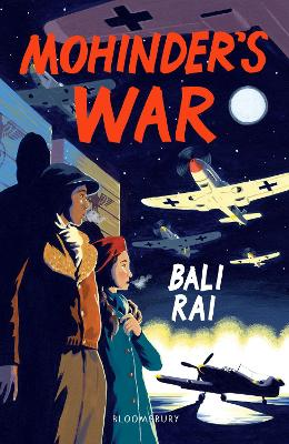 Cover for Mohinder's War by Bali Rai