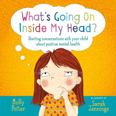 Cover for What's Going On Inside My Head? by Molly Potter