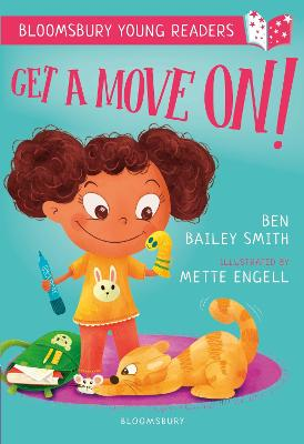 Cover for Get a Move On! A Bloomsbury Young Reader by Ben Bailey Smith