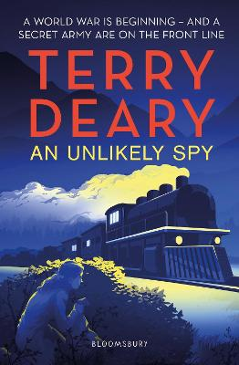 Cover for An Unlikely Spy by Terry Deary