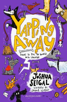 Yapping Away: Poems by Joshua Seigal