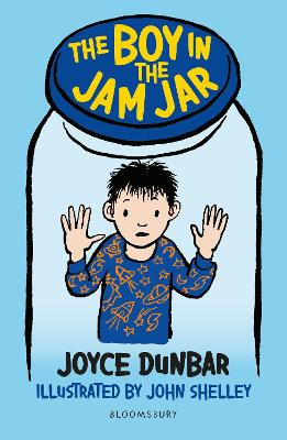 Cover for The Boy in the Jam Jar: A Bloomsbury Reader by Joyce Dunbar