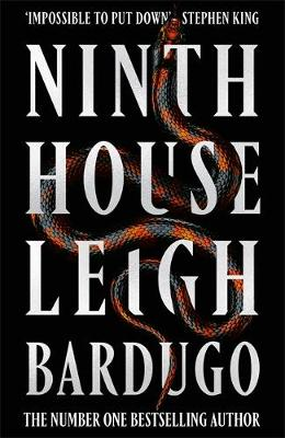 Cover for Ninth House by Leigh Bardugo