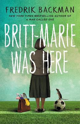 Cover for Britt-Marie Was Here by Fredrik Backman