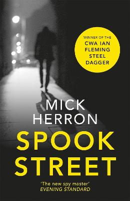 Cover for Spook Street by Mick Herron