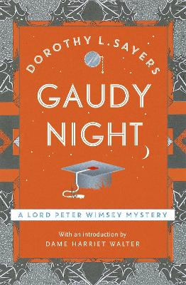 Cover for Gaudy Night by Dorothy L. Sayers