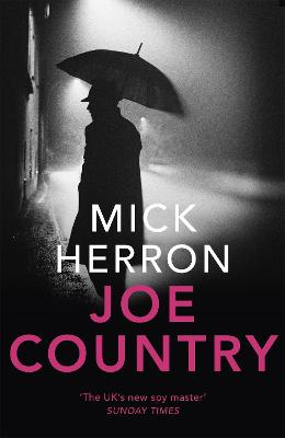 Cover for Joe Country by Mick Herron