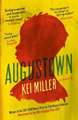 Cover for Augustown by Kei Miller
