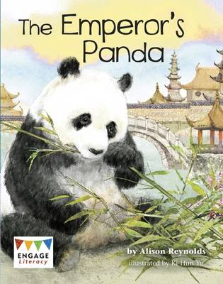 Cover for The Emperor's Panda by Alison Reynolds