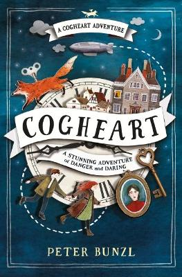 Cover for Cogheart by Peter Bunzl
