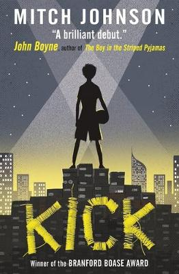Cover for Kick by Mitch Johnson