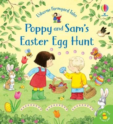 Cover for Poppy and Sam's Easter Egg Hunt by Sam Taplin