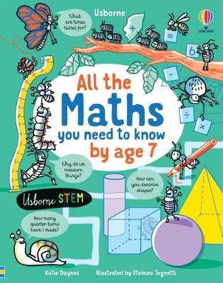 All the Maths You Need to Know by Age 7