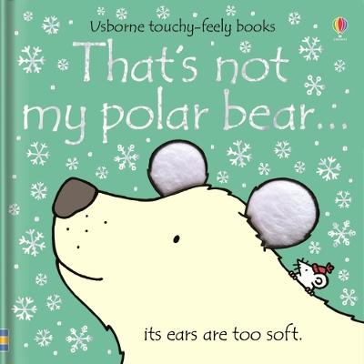 Cover for That's not my polar bear... by Fiona Watt