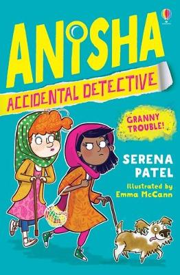 Anisha, Accidental Detective: Granny Trouble