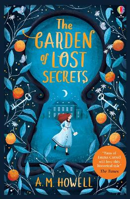 Cover for The Garden of Lost Secrets by A.M. Howell