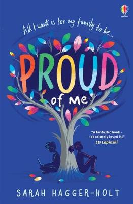 Cover for Proud of Me by Sarah Hagger-Holt