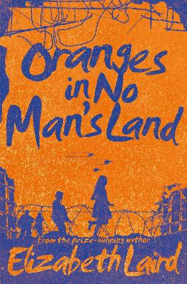 Book Cover for Oranges in No Man's Land by Elizabeth Laird