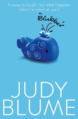 Cover for Blubber by Judy Blume