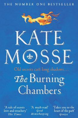 Cover for The Burning Chambers by Kate Mosse