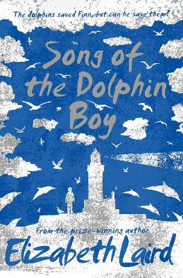Cover for Song of the Dolphin Boy by Elizabeth Laird