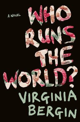 Cover for Who Runs the World? by Virginia Bergin