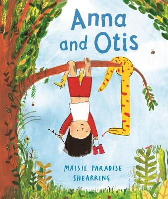 Book Cover for Anna and Otis by Maisie Paradise Shearring