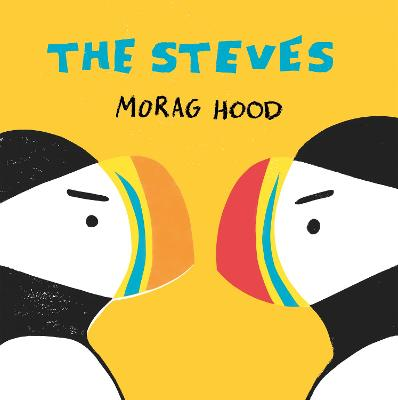 Cover for The Steves by Morag Hood