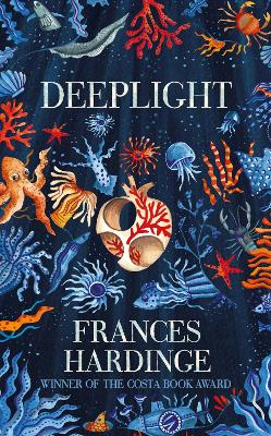 Cover for Deeplight by Frances Hardinge