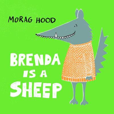 Cover for Brenda Is a Sheep by Morag Hood