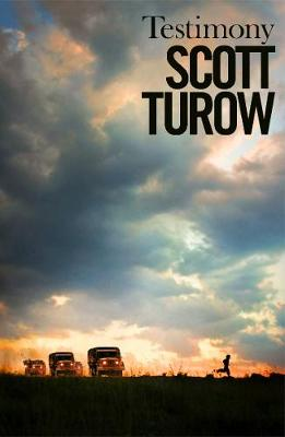 Cover for Testimony by Scott Turow
