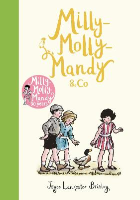 Cover for Milly-Molly-Mandy & Co by Joyce Lankester Brisley