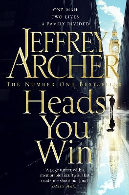 Cover for Heads You Win by Jeffrey Archer