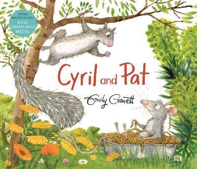 Book Cover for Cyril and Pat by Emily Gravett