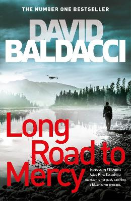 Cover for Long Road to Mercy by David Baldacci