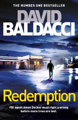 Cover for Redemption by David Baldacci