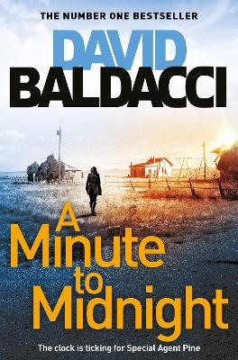Cover for A Minute to Midnight by David Baldacci