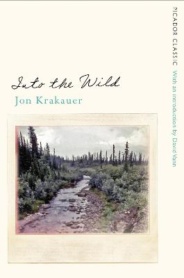 Cover for Into the Wild by Jon Krakauer