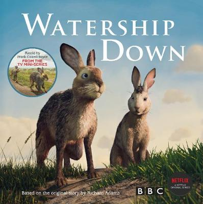 Book Cover for Watership Down Gift Picture Storybook by Frank Cottrell Boyce