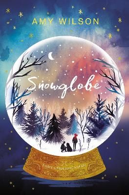 Cover for Snowglobe by Amy Wilson