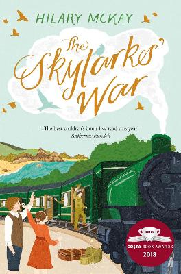 Cover for The Skylarks' War by Hilary McKay